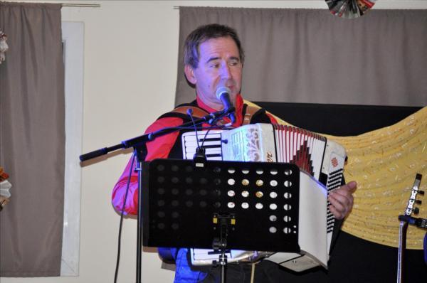 Jean-luc et son accordéon