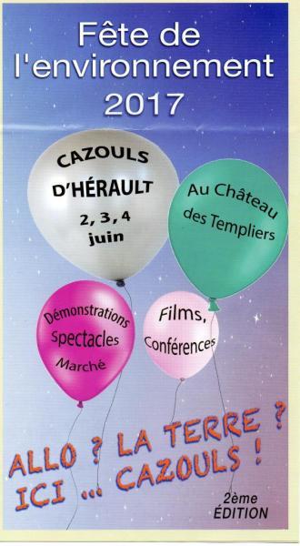 Marché du 3 juin 2017 Cazouls d'Hérault