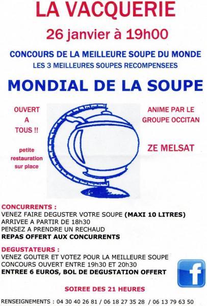 vacquerie mondial soupe janv 2013