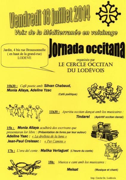 voix de la méditerrannée juillet 2014